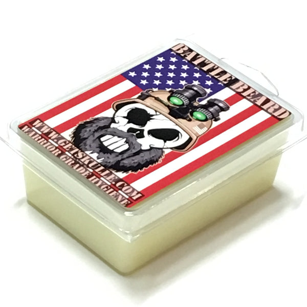 Battle Beard soap bar
