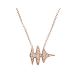 Barbra Streisand Soundwave Necklace