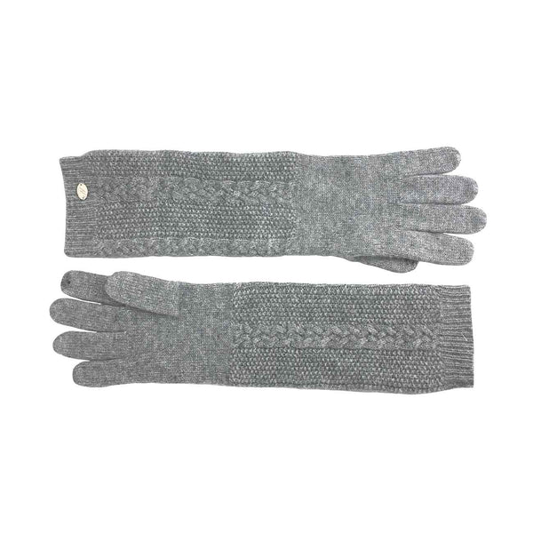 Extra Long Cashmere Gloves