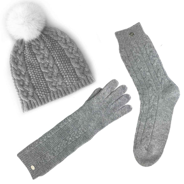 Cashmere Gift Set - Available in 3 colors
