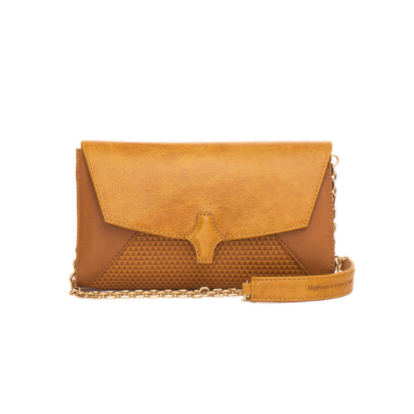 Happiness Clutch by Schedraui