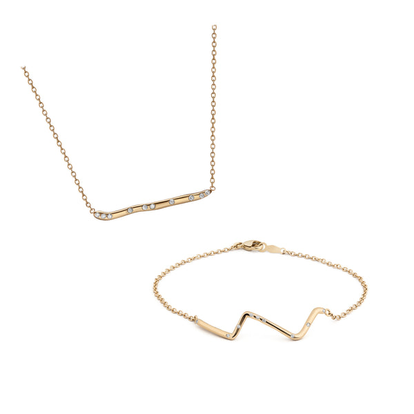 14kt Subway Collection