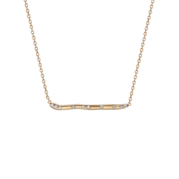 Yankee Stadium to Wall St Subway Necklace