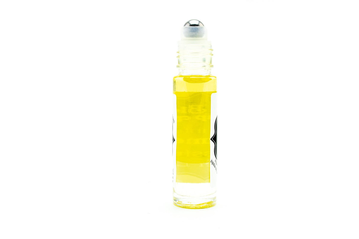 Jojoba Perfume Oil | Peaceful Patchouli - Emz Blendz
