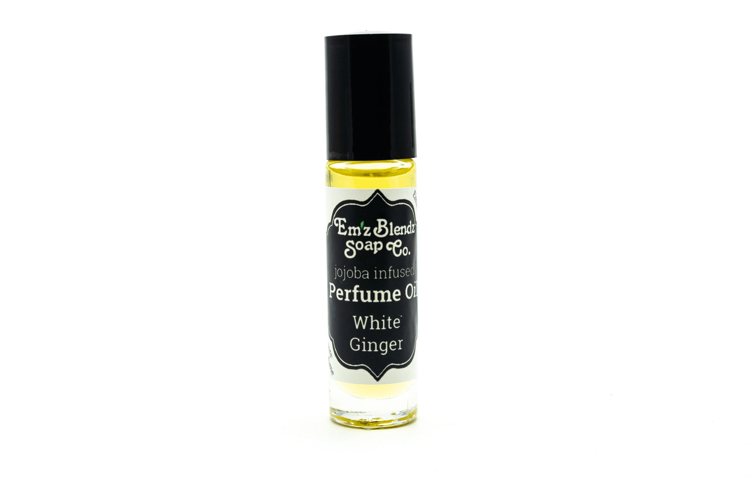 Jojoba Perfume Oil | White Ginger - Emz Blendz