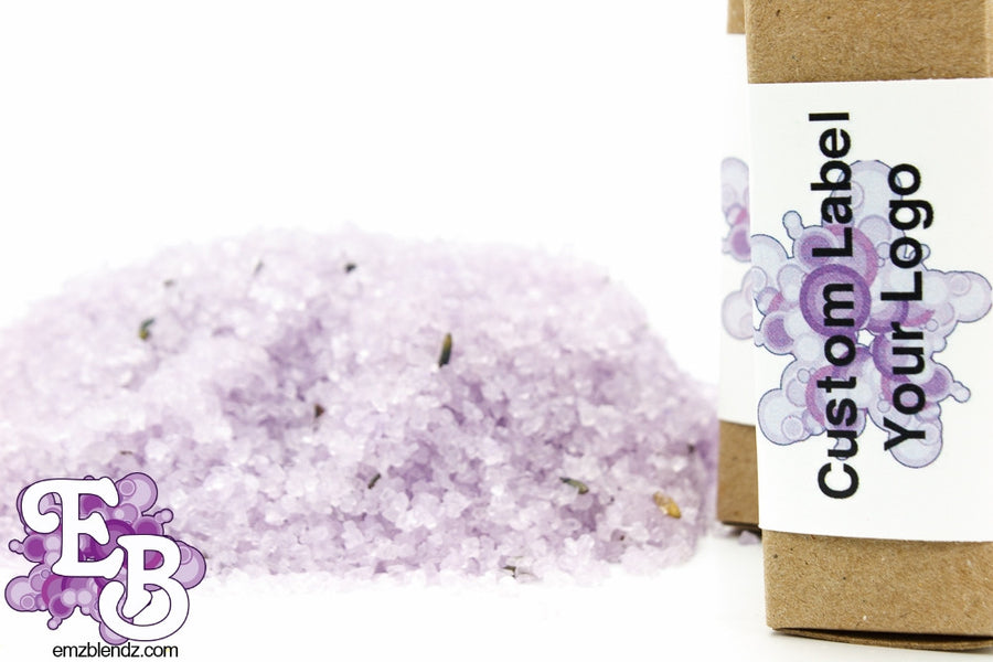 B&B Inn Guest Amenity Bath Salts, Pkg. of 100 - Emz Blendz
