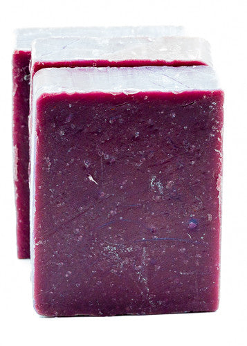 Oregon Pinot Noir Wine Soap Bar - Emz Blendz
