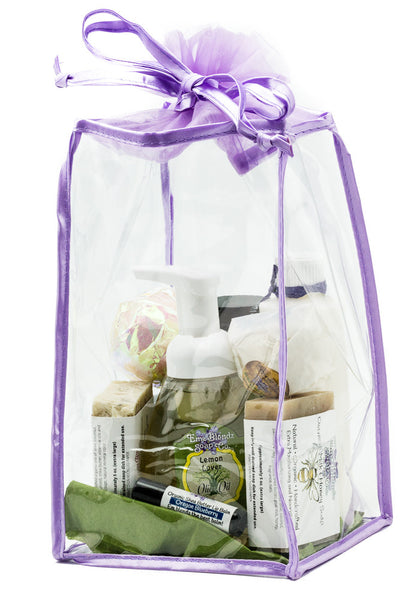 Best Sellers Gift Set with Free Shower Bag - Emz Blendz
