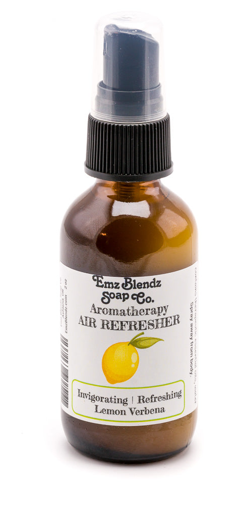 Lemon Verbena | Natural Aromatherapy Air Refresher | Invigorating & Refreshing - Emz Blendz