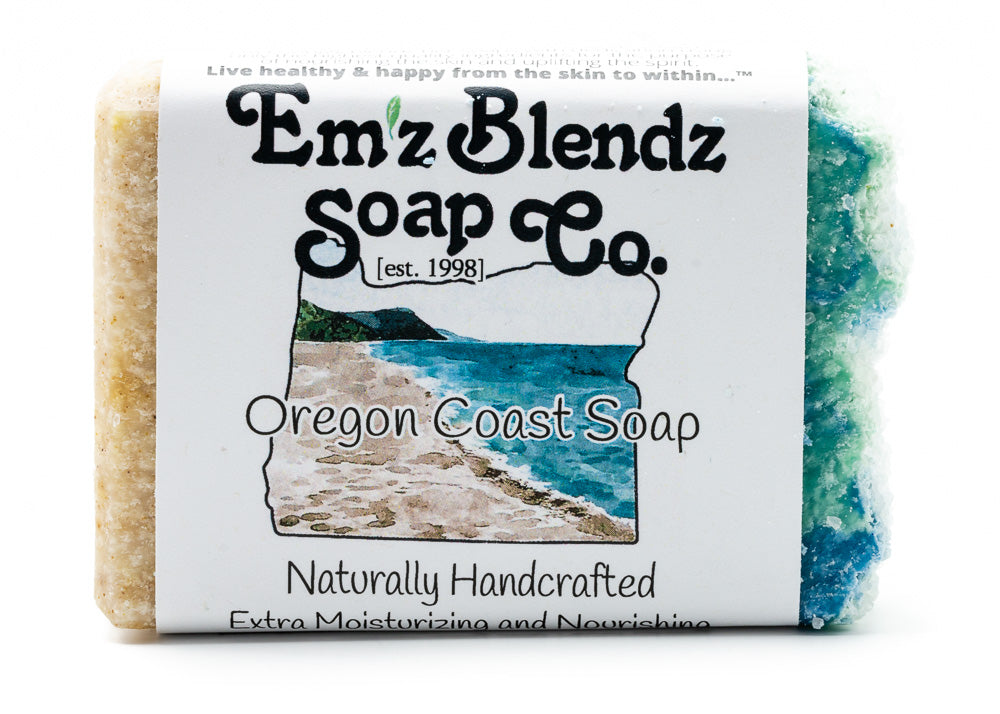 Oregon Coast Soap Bar - Emz Blendz