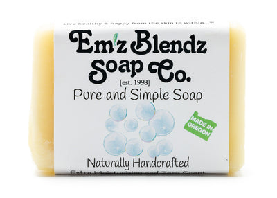 Pure & Simple Soap Bar