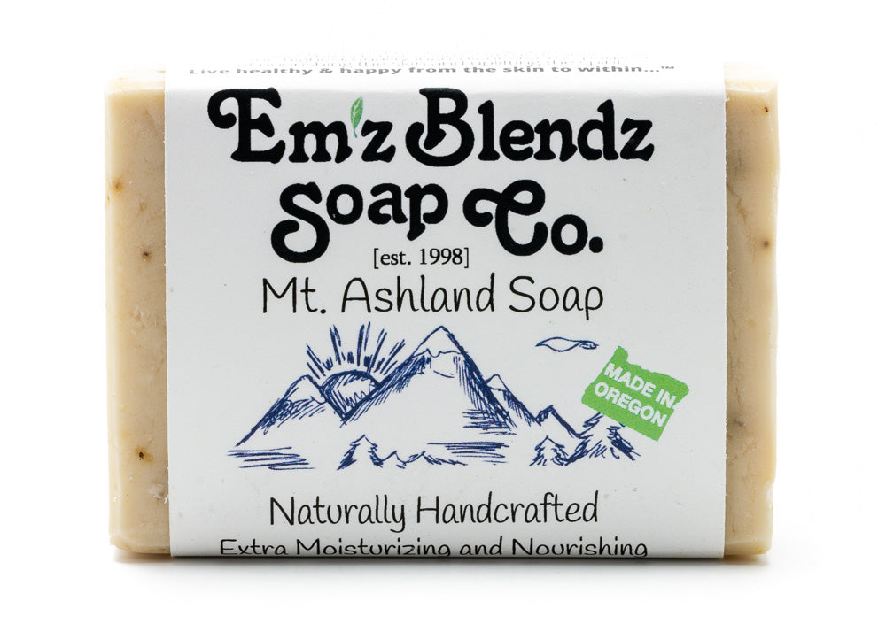 Mt. Ashland Soap Bar