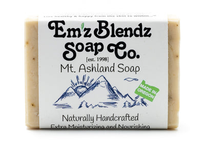 Mt. Ashland Soap Bar - Emz Blendz