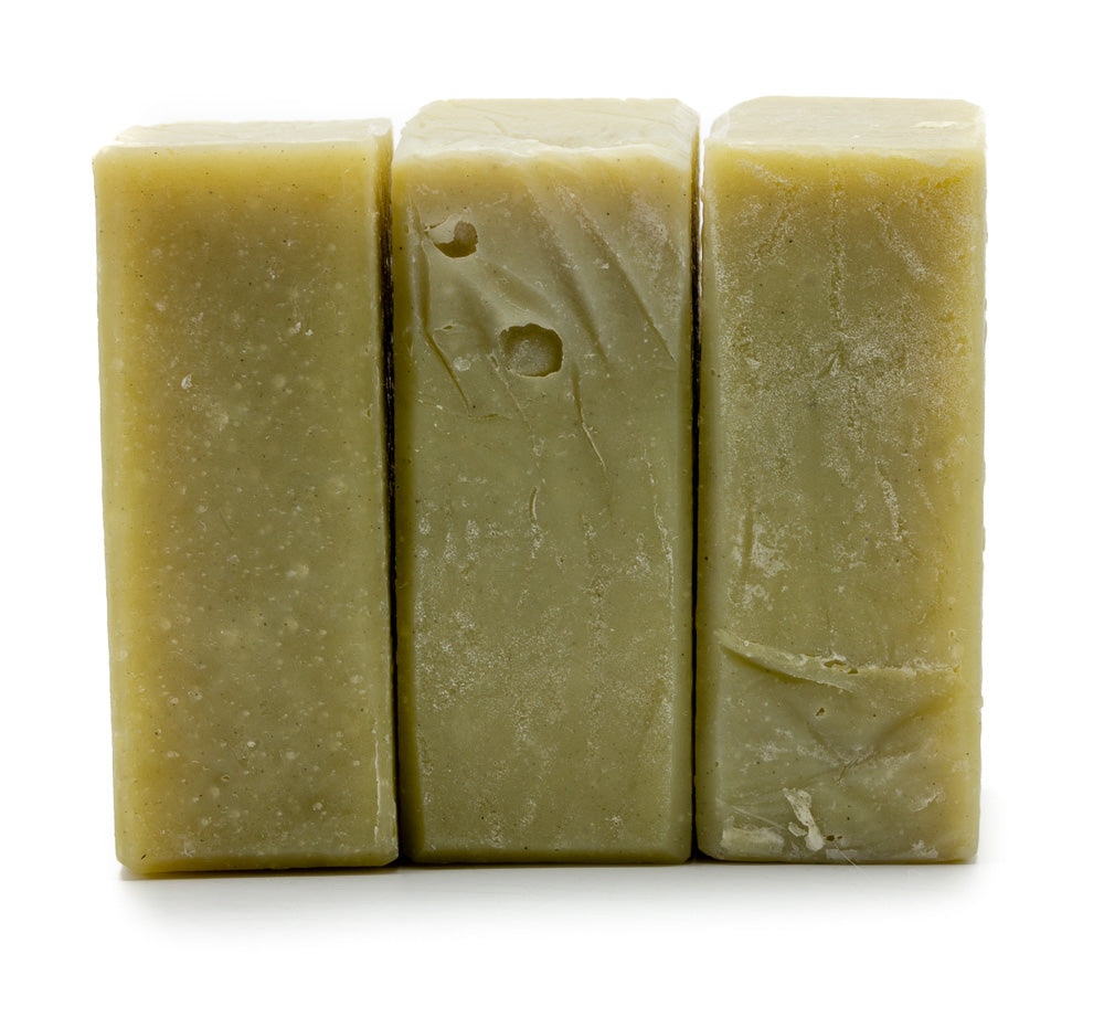 Raw Avocado Butter | Baby & Eczema Therapy Soap - Emz Blendz