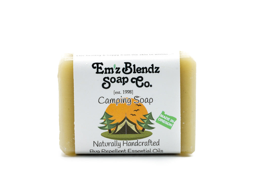Camping Soap Bar - Emz Blendz