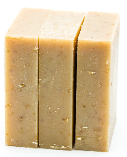 Oatmeal Milk and Honey Soap Bar - Emz Blendz