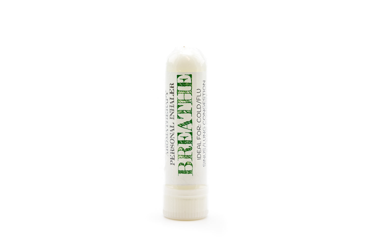 Breathe | Personal Inhaler | Eucalyptus, Camphor & Tea Tree