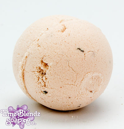 Cheerful Clementine | Foaming Tub Truffle - Emz Blendz