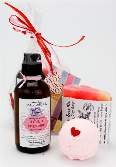 Massage & Bath | LOVE Gift Set - Emz Blendz