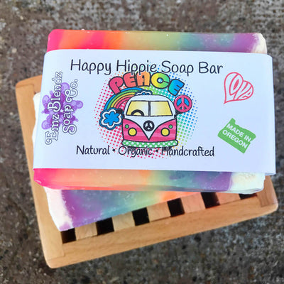 Happy Hippie Soap Bar