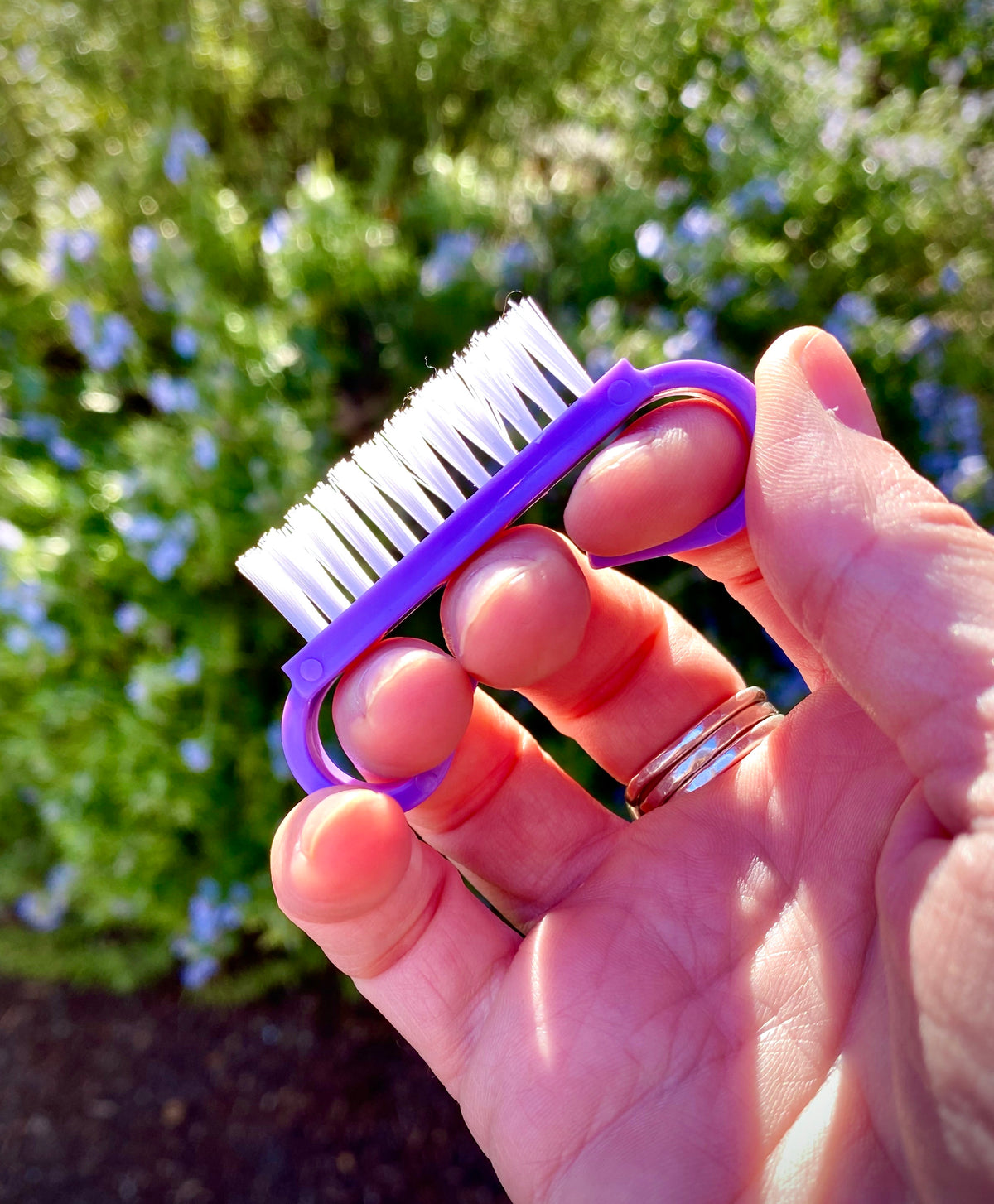 Nail & Hand Cleaning Brush - Emz Blendz