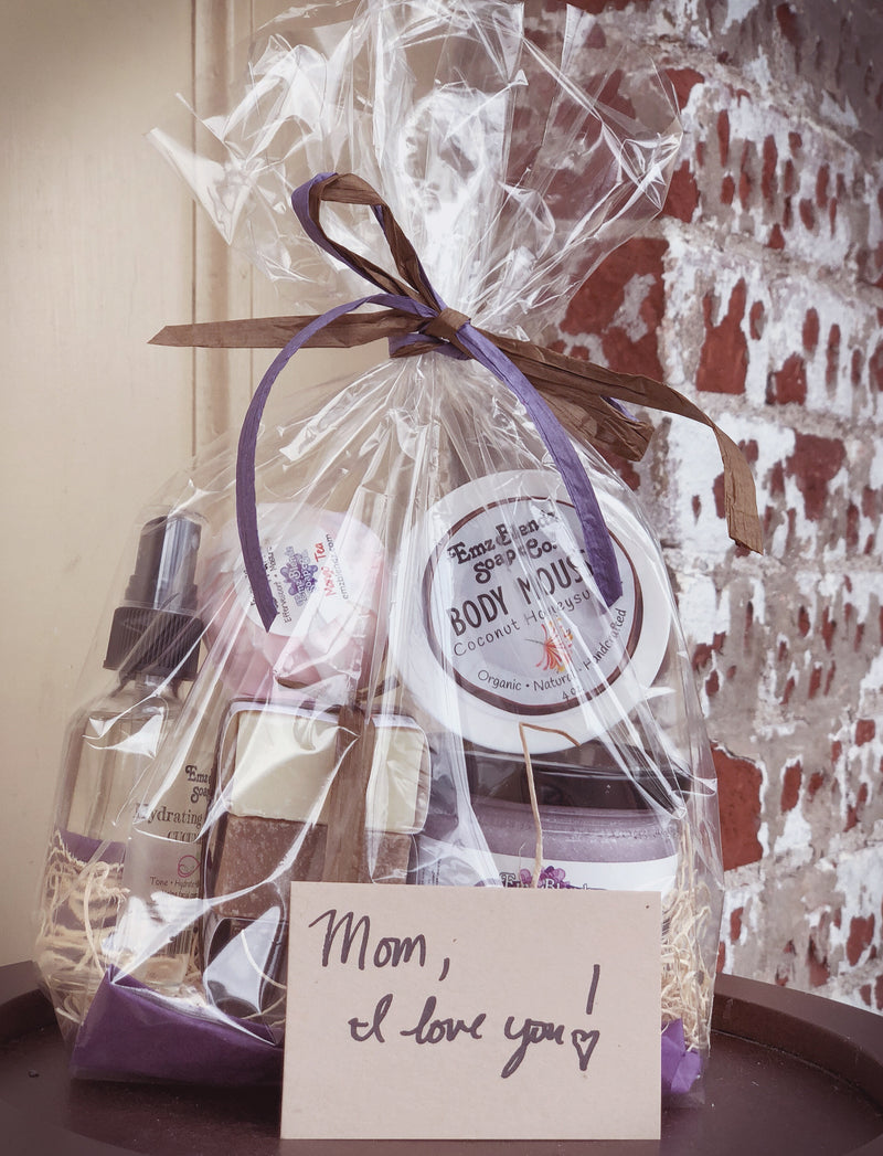 Mother's Day Relaxation Gift Set - Emz Blendz