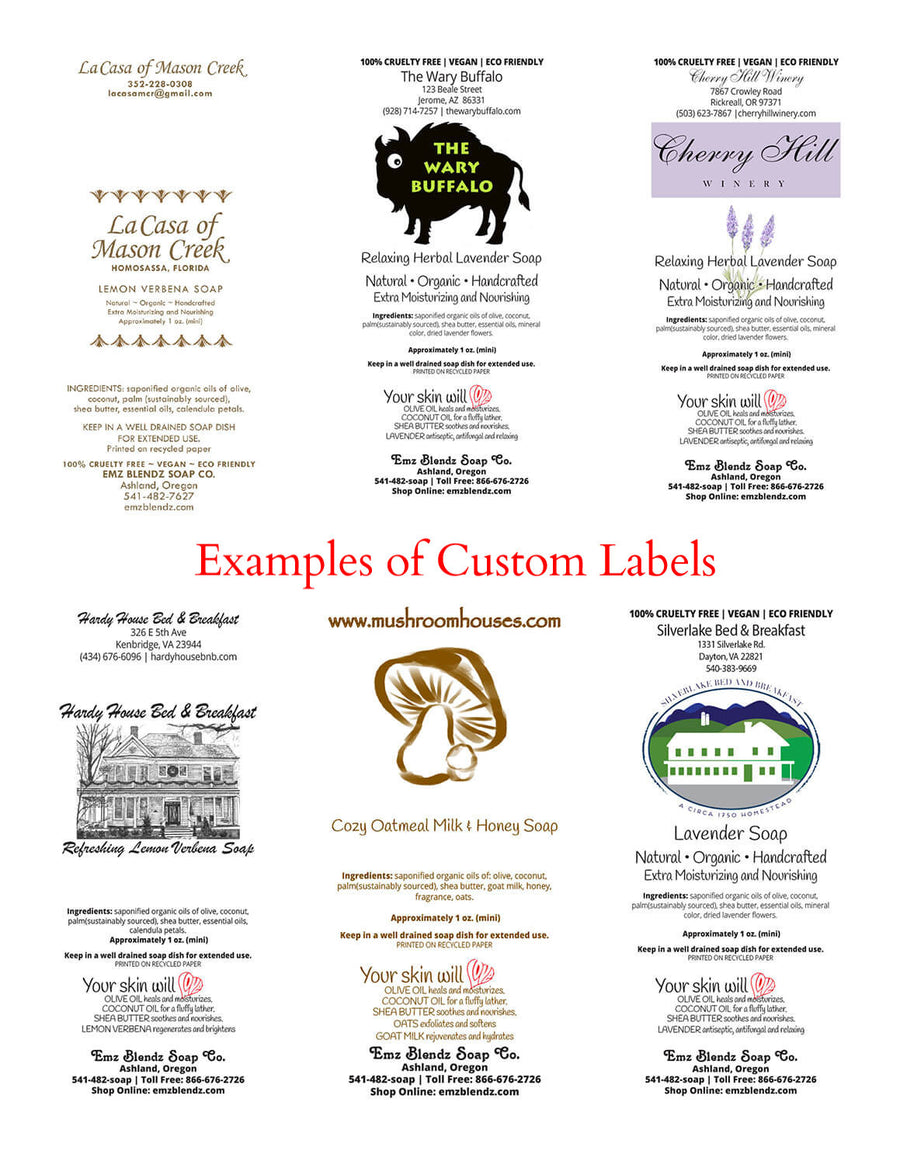 Custom Label - Initial Setup
