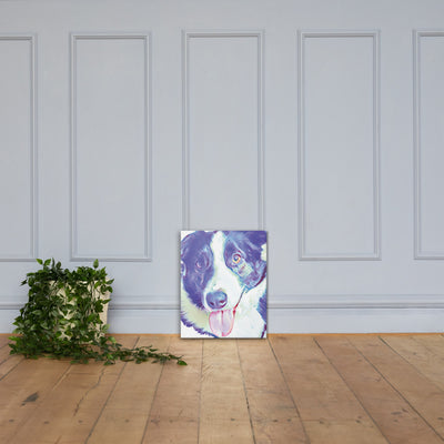 Budy Boi on Canvas (in) - Emz Blendz