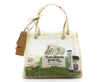 Natural Gift Set Bag
