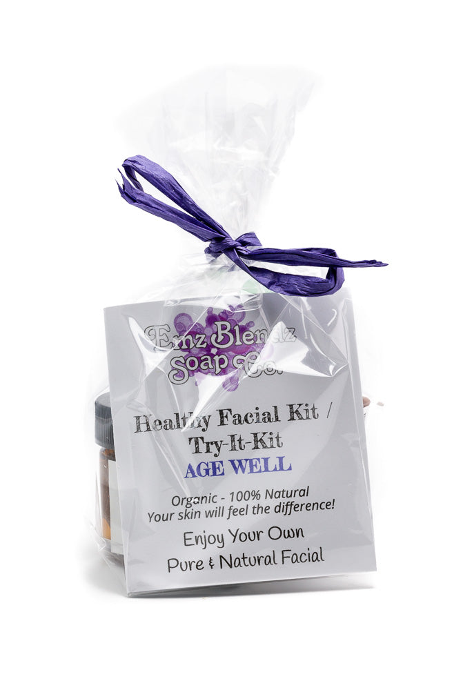 Healthy Facial Kit | Try it Kit