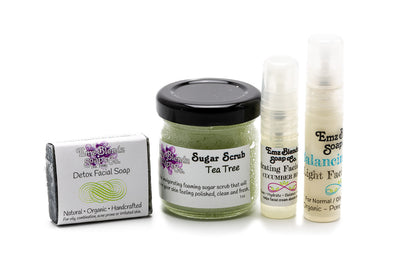 Detox Facial Blemish Care Kit | Try it Kit - Emz Blendz