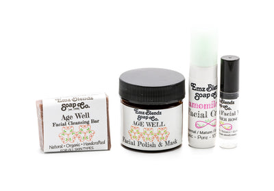 Age Well Healthy Facial Kit | Try it Kit - Emz Blendz