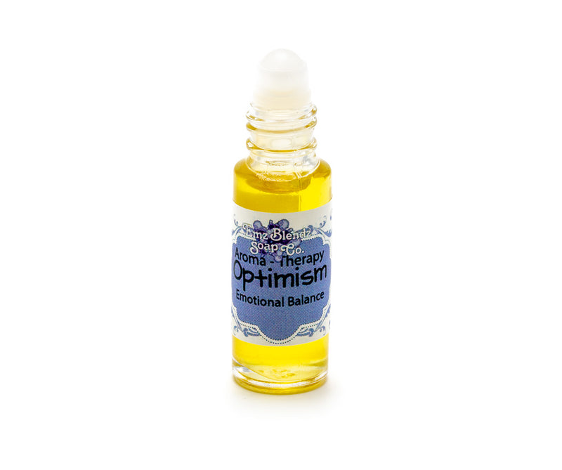Optimism | Aroma-Therapy | Natural Perfume Oil | Emotional Balance