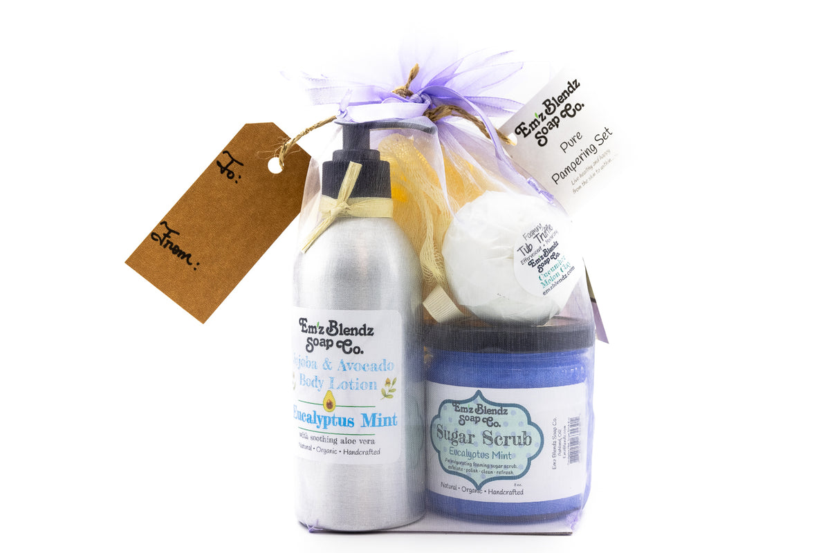 Pure Pampering Gift Set