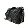 Handbag Rental Chanel Medium Boy Bag Front Side