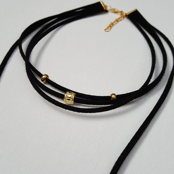 3 Layer Bevy Choker