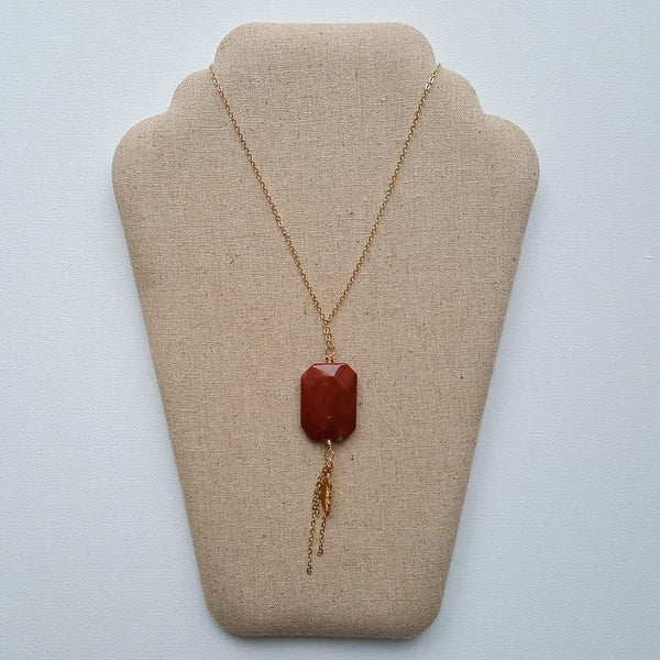BEXO Limited Edition Collection - Jasper Necklace