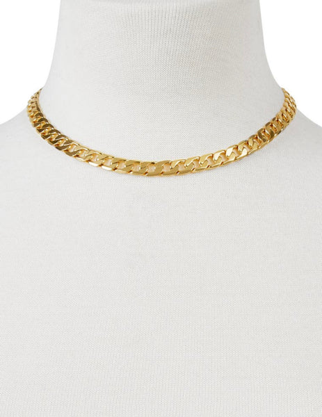 Amelia Statement Chain Necklace