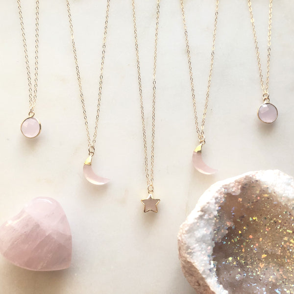 Rose Quartz Lovelies