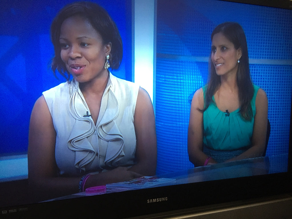 Bay Area Conference Co-hosts on Black Renaissance Show!