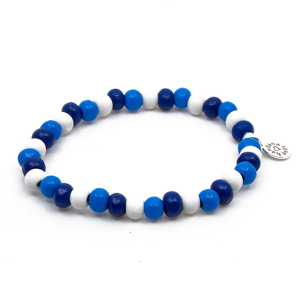 Blueberry Candi Beads Dots
