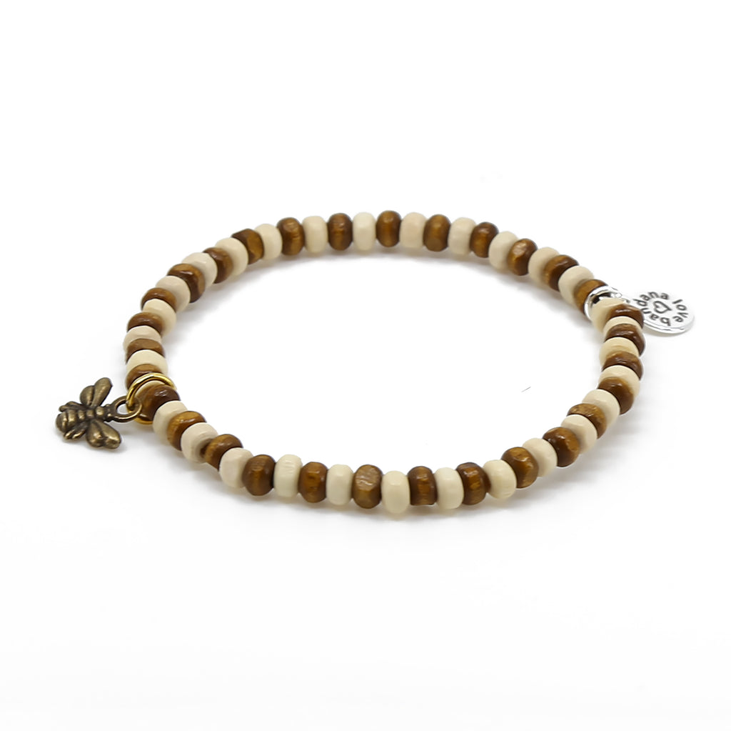 Honey Bee Candi  Beads