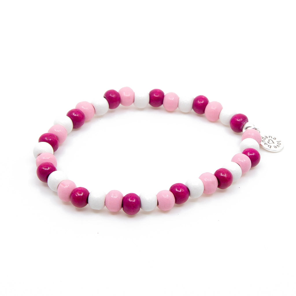 Cotton Candy Candi Beads Dots