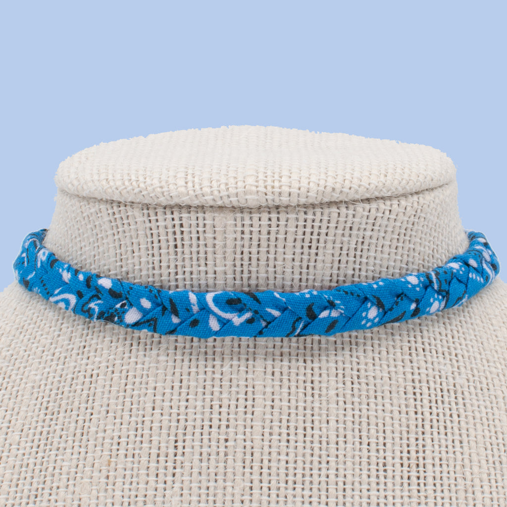 Royal Bandana Choker