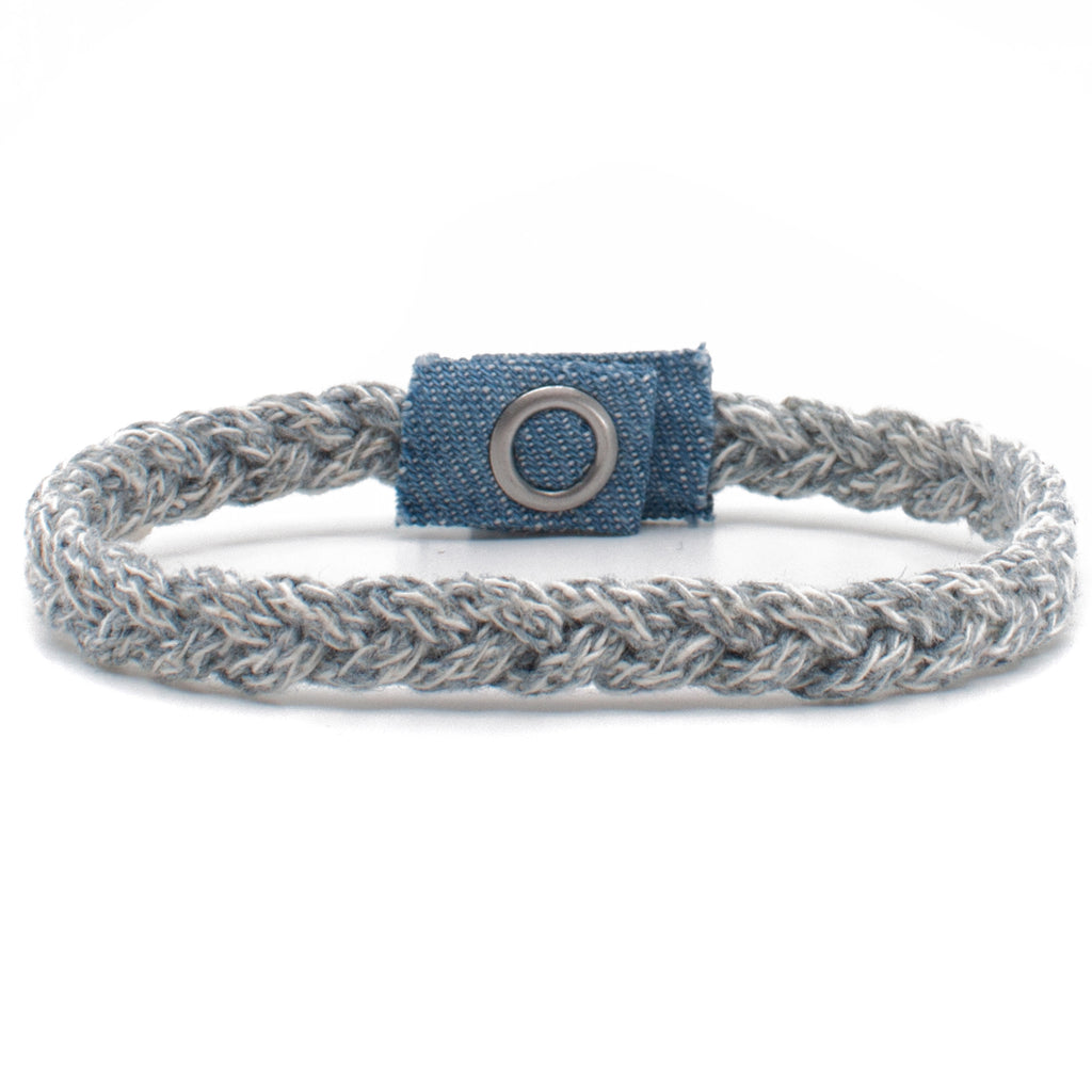 Vintage Denim Rope