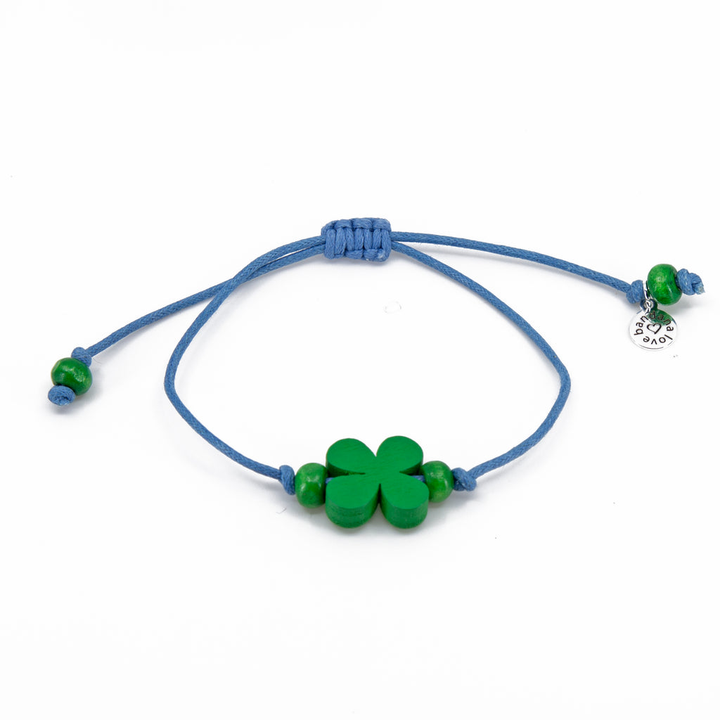 Green Clover String