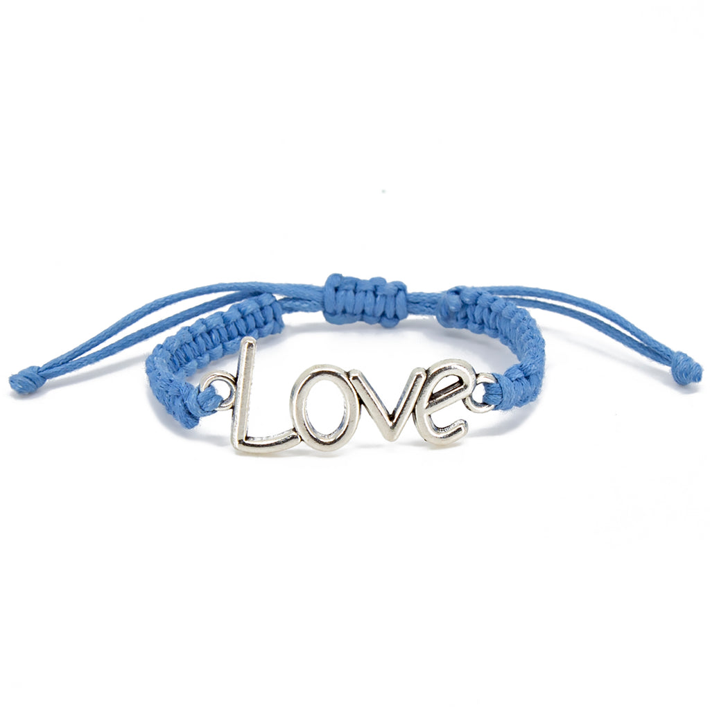 Braided Love String