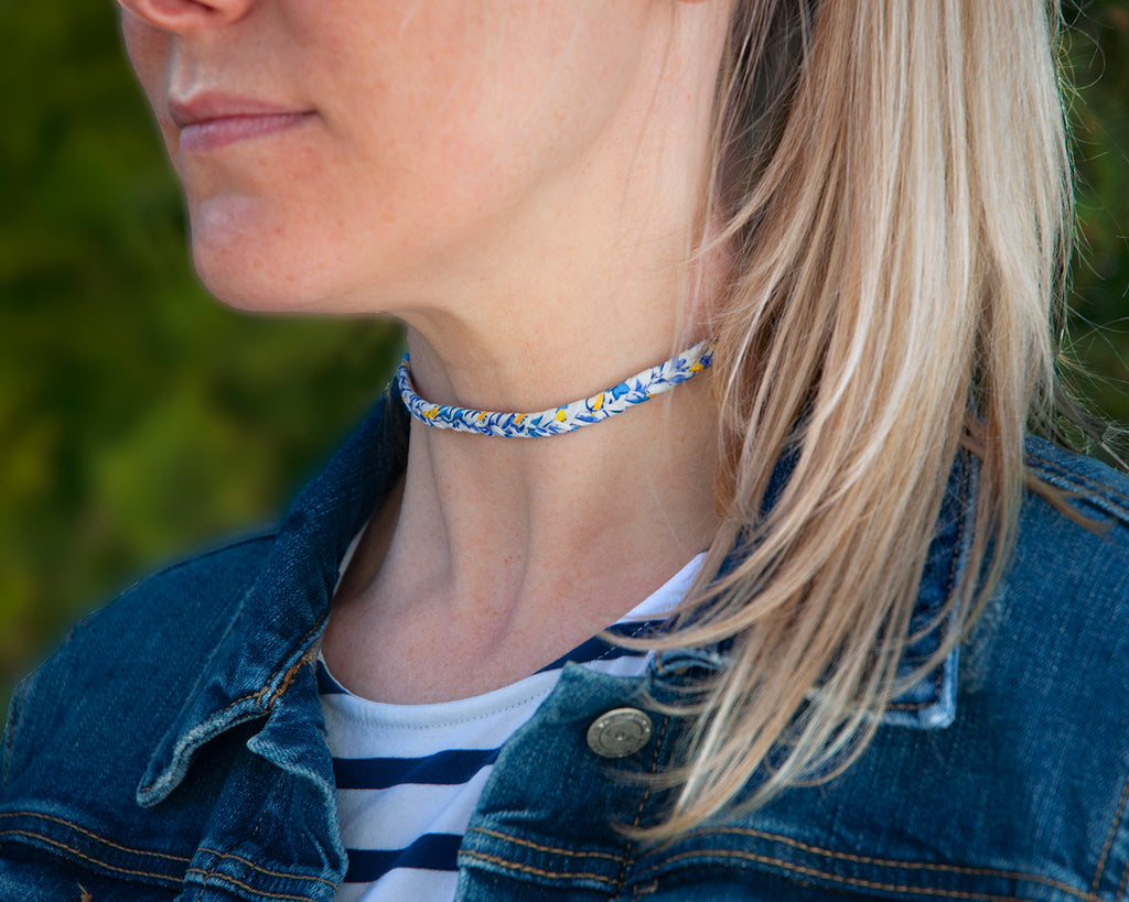 Morning Glory Choker