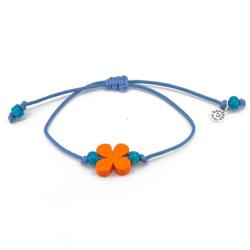 Orange Flower String in 3 Colors