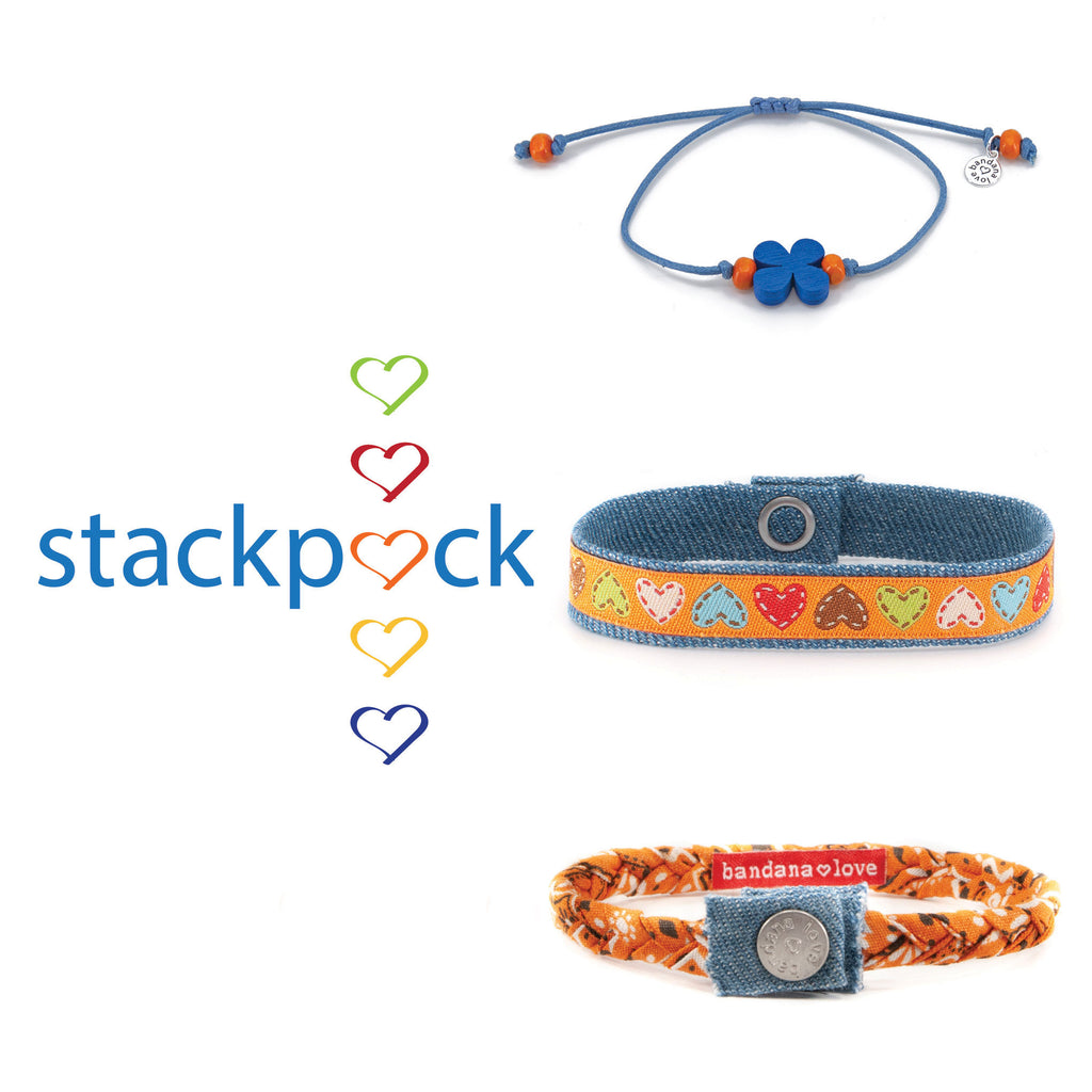 Orange Stackpack